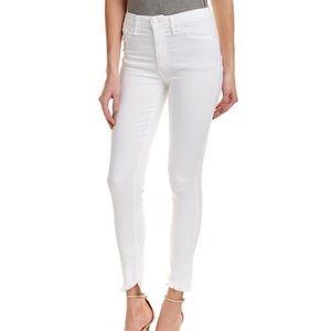 {JOE'S} NWT White High Rise Skinny Ankle Jeans